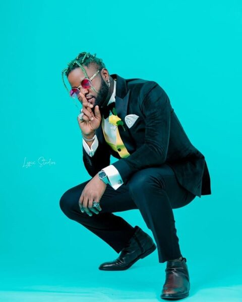 """Skales' """"Healing Process EP"""" considered for a Grammy Nomination"""