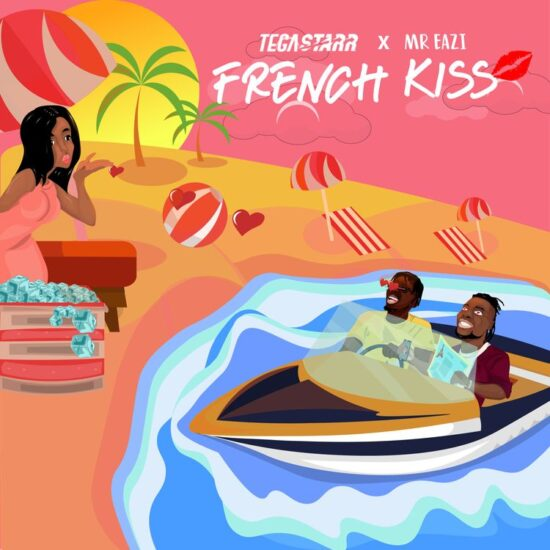 Tega Starr & Mr Eazi - French Kiss