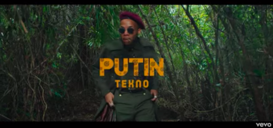 """Tekno – """"PuTTin Official Video"""""""