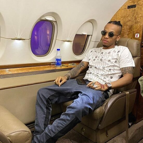 Tekno suggests how much Police Officers should be paid