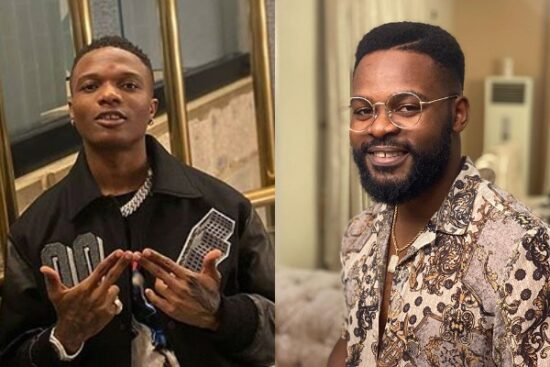 Wizkid, others celebrate Falz on his 30th birthday