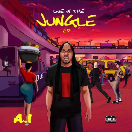 A.I - Live In The Jungle EP