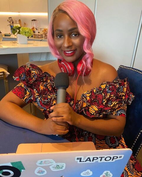 DJ Cuppy reveals what she wants fans to get for her birthday