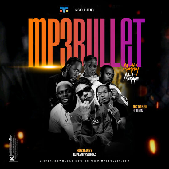 DJ PlentySongz – Mp3Bullet Monthly Mixtape (October 2020)