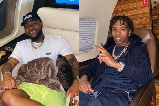 Davido's song 'So Crazy' with Lil Baby surpasses 4 Million streams on YouTube