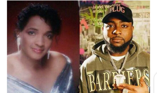 Davido celebrates his Late Mother on her birthday