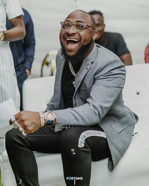 Davido lists out what he wants to be remembered for apart from Music