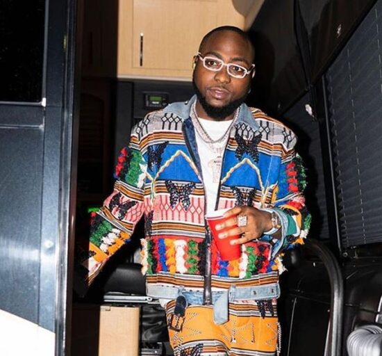 Davido Reacts To the ongoing 2020 US Election