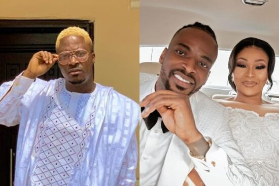 Jaywon reacts to 9ice's marriage drama, explains why he is still single