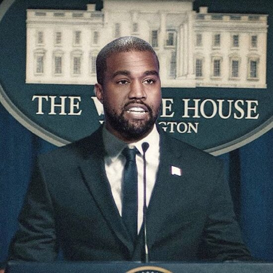 Kanye West reveals who he voted for in the US Elections