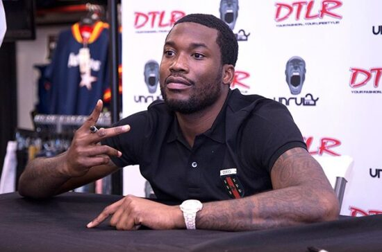 Meek Mill Slams Nigerians For Organizing Campaign Rally For President Trump
