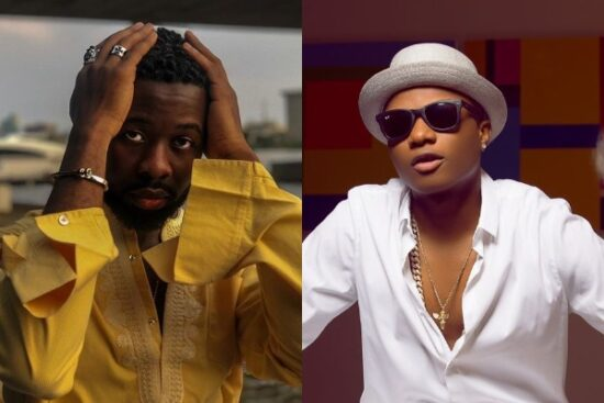 """Throwback: Moment Sarz played the Wizkid version of """"One Dance"""""""