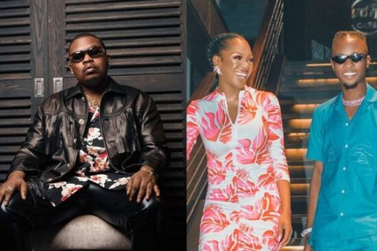Olamide reveals what he would love from BBNaija stars, Laycon and Vee