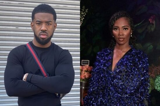 British Rapper, Tion Wayne names Tiwa Savage as one of the black ladies that snubbed him
