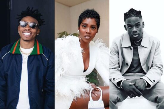 Top Amapiano songs from Nigerian Artists
