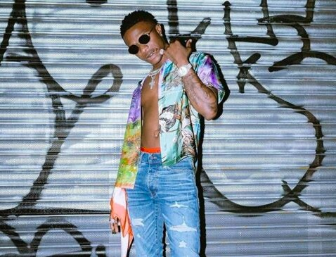 "Wizkid – ""Blessed"" ft. Damian Marley"