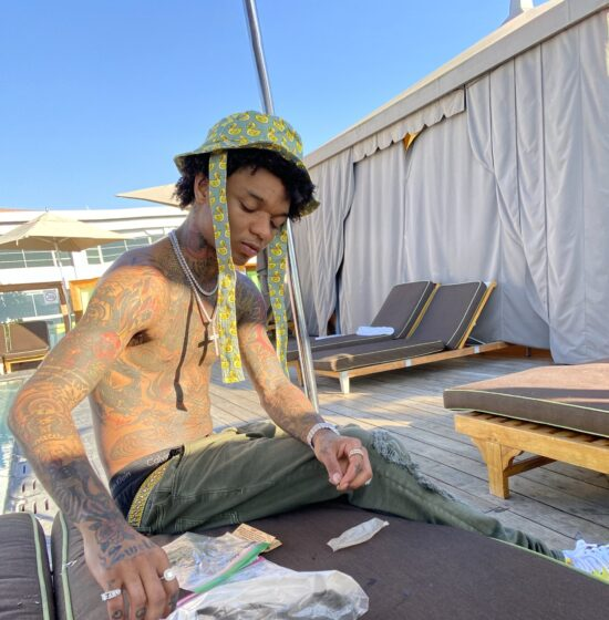 American Rapper, Swae Lee traces his ancestry to Nigeria