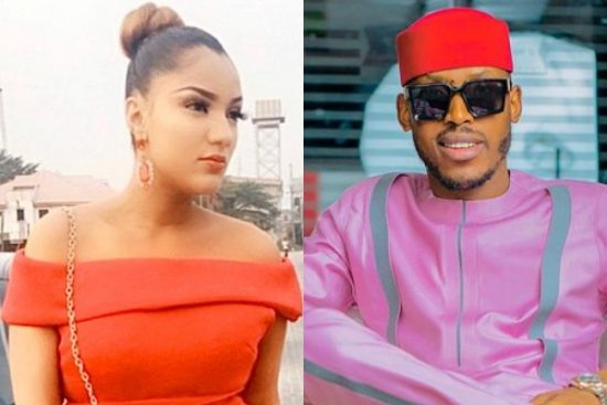 BBNaija star, Gifty calls out Mr 2kay for wishing their child a happy birthday