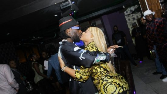 Burna Boy and Stefflon spotted together amidst breakup rumors