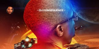 """DJ Consequence - """"Vibes From The Future"""" EP"""