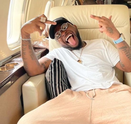 Davido explains why people are envious of him