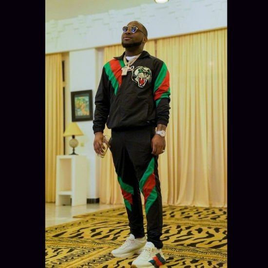 Davido's A Better Time amasses Over 200 Million Streams in a Month