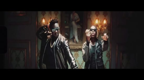 Fireboy DML ft. Wande Coal – 'Spell Video'
