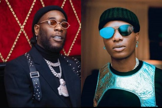 "GQ Magazine names Wizkid and Burna Boy on their ""Best Albums of 2020"" list"