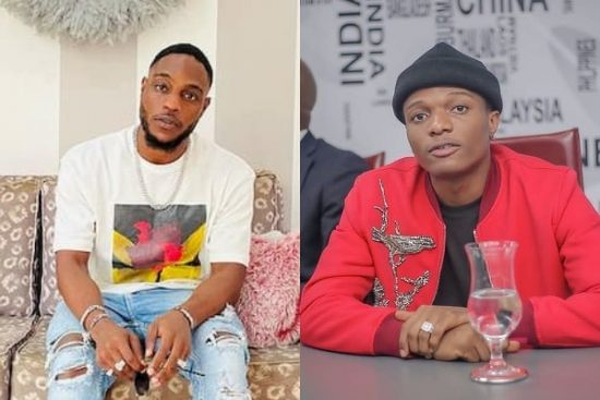 LAX reacts after Man says he started doing well after he left Wizkid