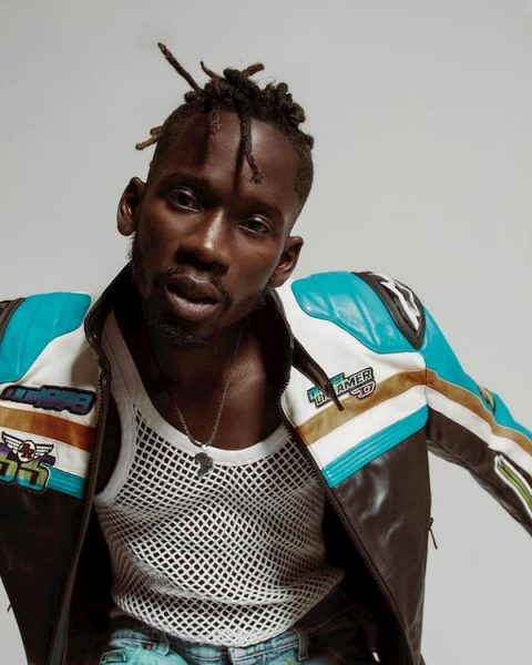 Mr Eazi discloses what pained him about his missing laptop