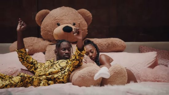 Mr Eazi ft. J Balvin – 'Lento Video'
