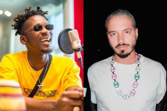 Mr Eazi set to drop his last single of the year featuring J Balvin