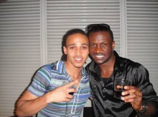 Mr, P reacts as footballer, Osaze Odemwingie apologizes for attacking him