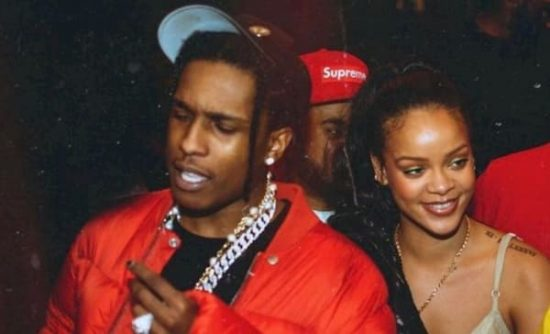Rihanna and ASAP Rocky reportedly dating after months of romance rumors
