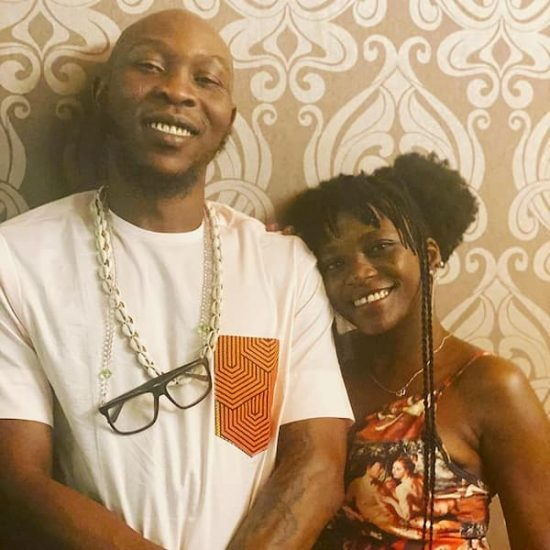 Seun Kuti tattoos his wife's name in place of a wedding ring
