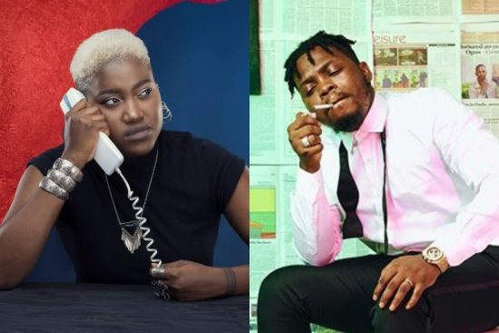 Temmie Ovwasa hints on not being on good terms with Olamide's YBNL