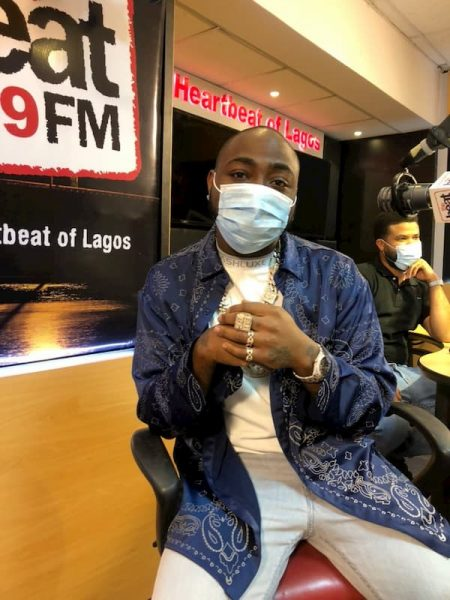 Top Nigerian Songs that features Davido in 2020