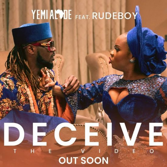 Yemi Alade Set To Release Music Video For Deceive