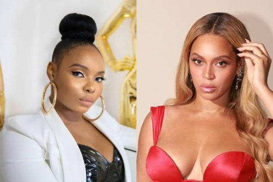 Yemi Alade explains why Beyonce can't tour Africa and why she isn't a 'culture vulture'