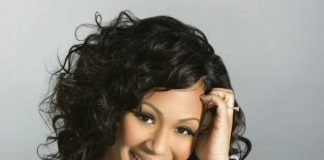 American singer Erica Campbell blows hot on Married Pastors