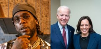 Burna Boy's Destiny featured on Joe Biden's Presidential inauguration playlist