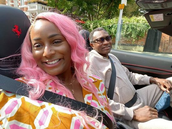 DJ Cuppy reveals what her father told her about money