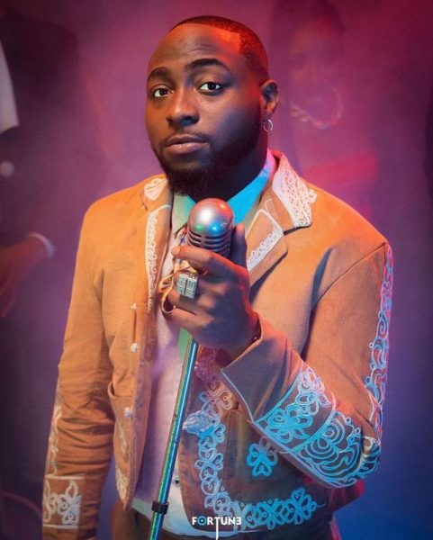Davido commissions mutli-million frog styled pendant
