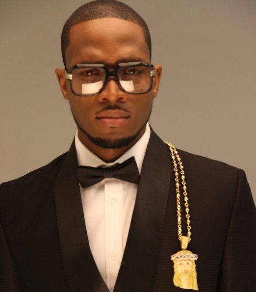Dbanj Welcomes A New Baby With Wife Lineo