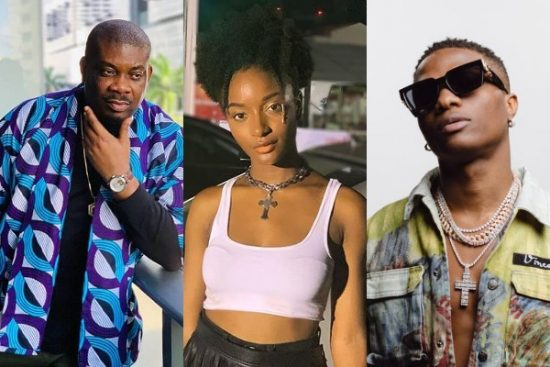 """Don Jazzy reacts as Wizkid's fan claims Ayra Starr sampled Wizkid's """"Sweet One"""""""
