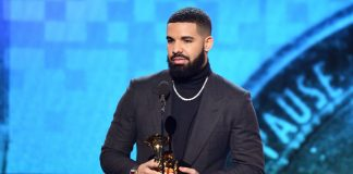 Drake becomes the First Artist in History to Earn 50 Billion Streams on Spotify