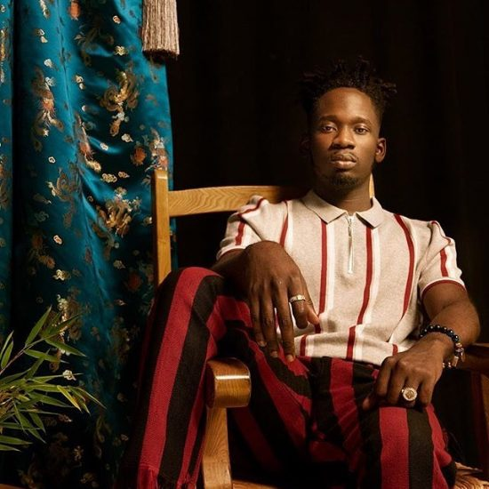 Mr Eazi hints on dropping two new albums and an EP