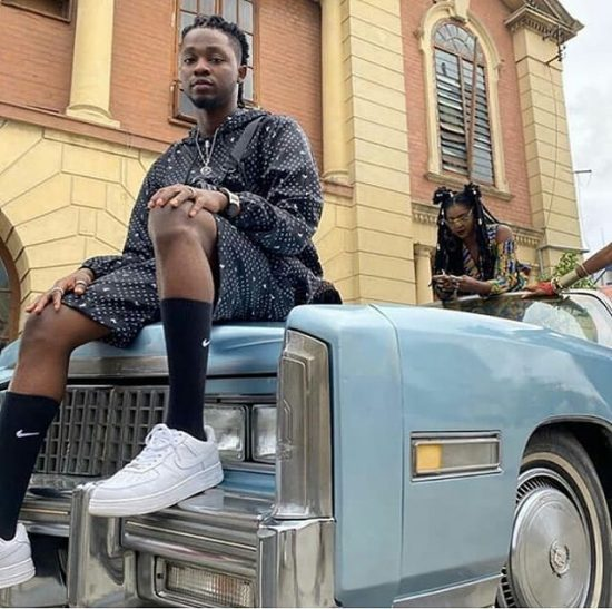 Omah Lay expresses desire to visit Uganda again despite his last incident there
