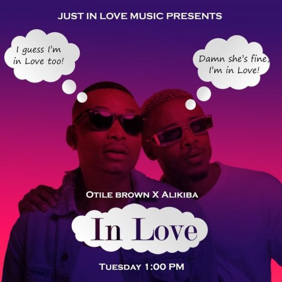 Otile Brown - In Love Ft. Alikiba