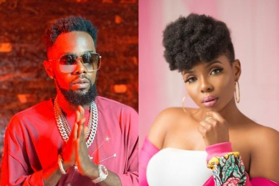 Patoranking and Yemi Alade spark dating rumors thanks to this post